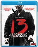 13 Assassins 01/17 Blu-ray (Rental)
