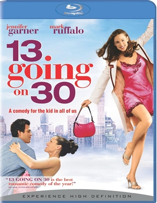 13 Going on 30 09/15 Blu-ray (Rental)