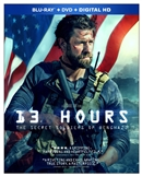 13 Hours: The Secret Soldiers of Benghazi Blu-ray (Rental)