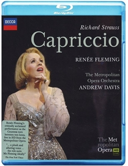 Strauss: Capriccio Blu-ray (Rental)