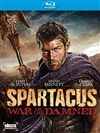 Spartacus: War of the Damned Season 3 Disc 1 Blu-ray (Rental)