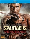 Spartacus: Vengeance Season 2 Disc 3 Blu-ray (Rental)