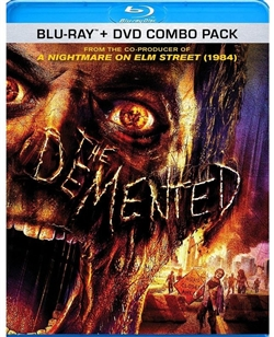 Demented Blu-ray (Rental)