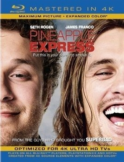 Pineapple Express Mastered in 4K Blu-ray (Rental)