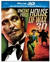 House of Wax 3D Blu-ray (Rental)