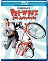 Pee-wee's Big Adventure Blu-ray (Rental)