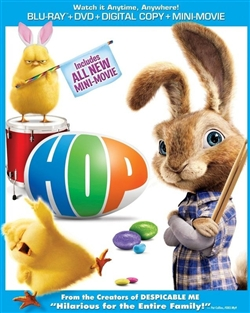Hop Blu-ray (Rental)