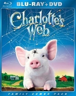 Charlotte's Web Blu-ray (Rental)