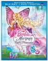 Barbie: Mariposa & the Fairy Princess Blu-ray (Rental)