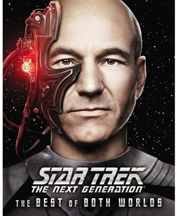 Star Trek Next Generation - Best of Both Worlds Blu-ray (Rental)