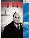Sopranos Season 6 Part 2 Disc 1 Blu-ray (Rental)