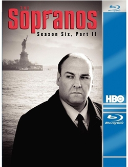 Sopranos Season 6 Part 2 Disc 3 Blu-ray (Rental)