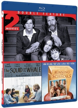 Squid and the Whale / Running with Scissors Blu-ray (Rental)