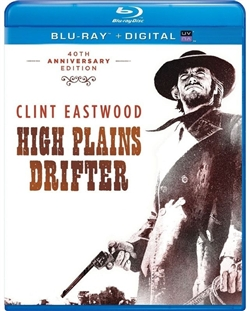 High Plains Drifter Blu-ray (Rental)