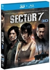 Sector 7 3D Blu-ray (Rental)