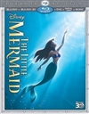Little Mermaid 3D Blu-ray (Rental)