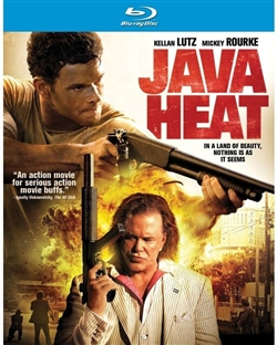 Java Heat Blu-ray (Rental)