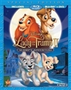 Lady and the Tramp II Blu-ray (Rental)