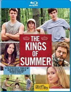 Kings of Summer Blu-ray (Rental)