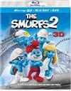Smurfs 2 3D Blu-ray (Rental)