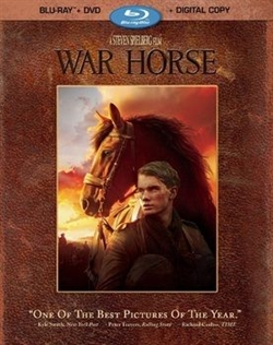 War Horse Blu-ray (Rental)