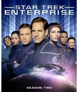 Star Trek Enterprise Season 2 Disc 3 Blu-ray (Rental)
