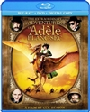 Extraordinary Adventures of Adele Blanc-Sec Blu-ray (Rental)