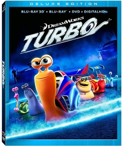 Turbo 3D Blu-ray (Rental)