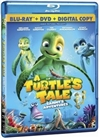 Turtle's Tale: Sammy's Adventures Blu-ray (Rental)