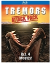 Tremors Attack Pack Disc 2 Blu-ray (Rental)