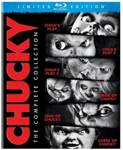 Chucky - Child's Play 3 Blu-ray (Rental)