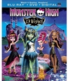 Monster High: 13 Wishes Blu-ray (Rental)