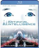A.I. Artificial Intelligence Blu-ray (Rental)