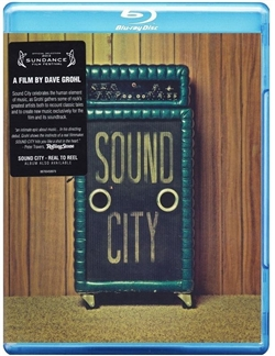 Sound City Blu-ray (Rental)