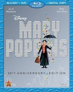 Mary Poppins Blu-ray (Rental)