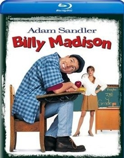 Billy Madison Blu-ray (Rental)