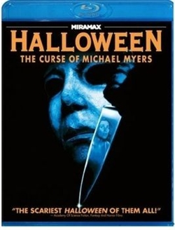 Halloween: The Curse of Michael Myers Blu-ray (Rental)