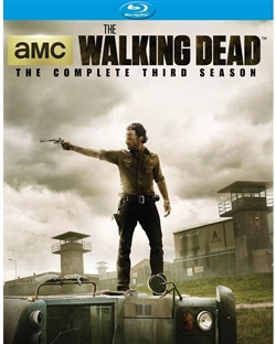 Walking Dead Season 3 Disc 5 Blu-ray (Rental)