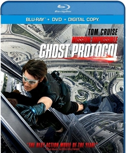 Mission: Impossible - Ghost Protocol Blu-ray (Rental)