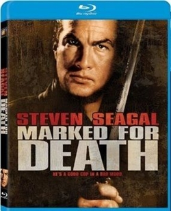 Marked for Death Blu-ray (Rental)