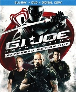 G.I. Joe: Retaliation Extended Blu-ray (Rental)