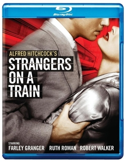 Strangers on a Train Blu-ray (Rental)