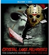 Crystal Lake Memories - History of Friday the 13th Disc 1 Blu-ray (Rental)