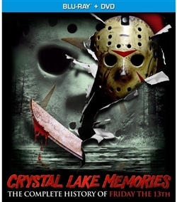 Crystal Lake Memories - History of Friday the 13th Disc 2 Blu-ray (Rental)