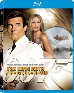 Man with the Golden Gun Blu-ray (Rental)