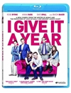 I Give It a Year Blu-ray (Rental)