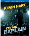 Kevin Hart: Let Me Explain Blu-ray (Rental)