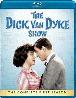 Dick Van Dyke Show: Season 1 Disc 3 Blu-ray (Rental)