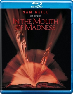In the Mouth of Madness Blu-ray (Rental)