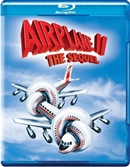 Airplane II: The Sequel Blu-ray (Rental)